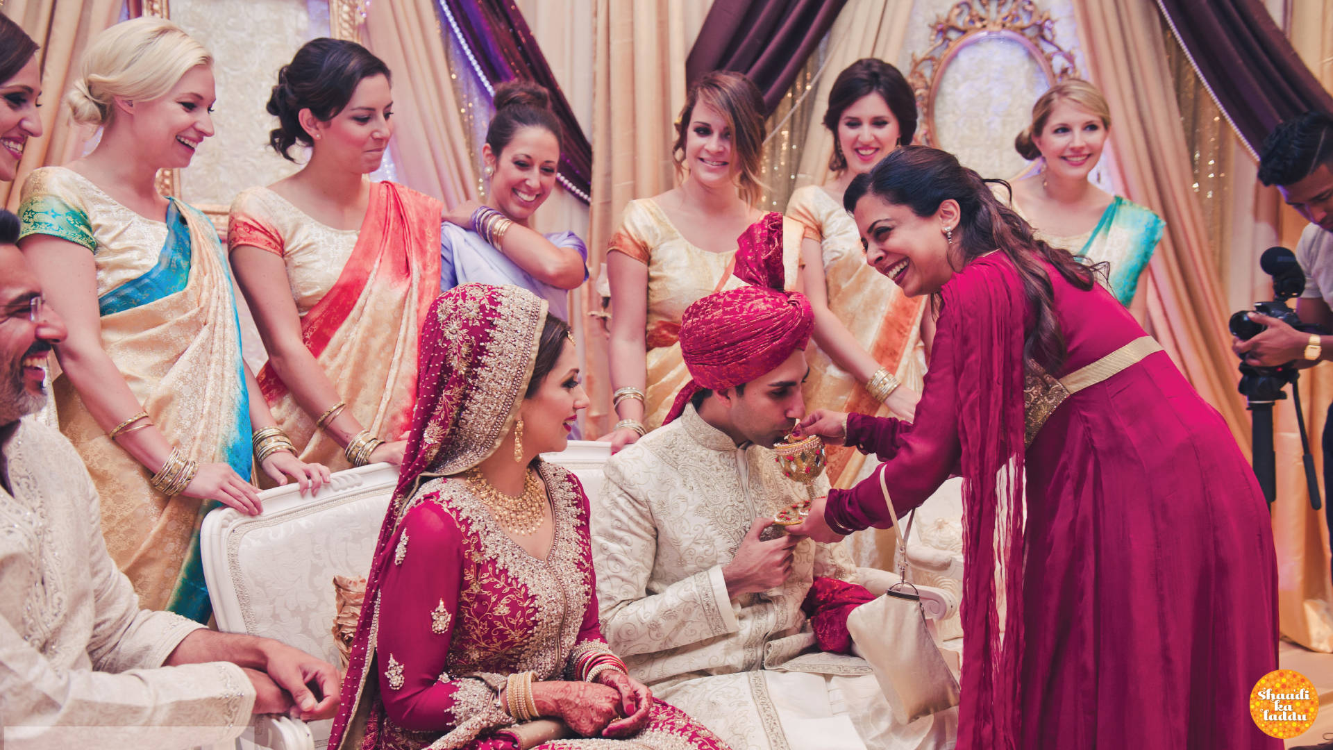 Crazy Weddings Traditions from all over India! | Shaadi Ka Laddu Blog