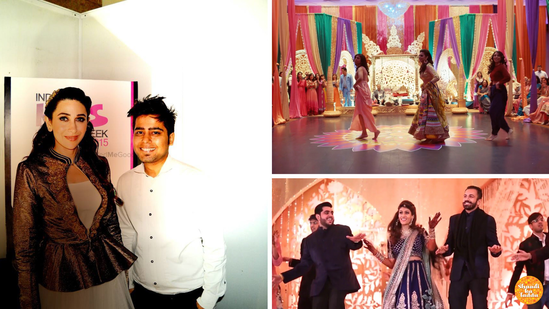 Wedding choreographer Rohit Jaura, wedding dance and fun