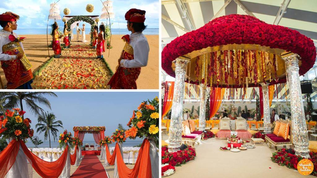 10 Best Wedding Decor Designers In India Know How To Book Them