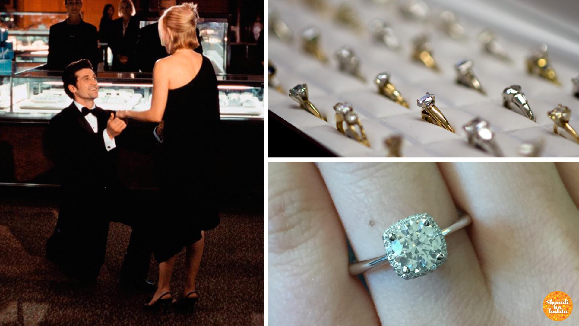 ring shopping, wedding proposal