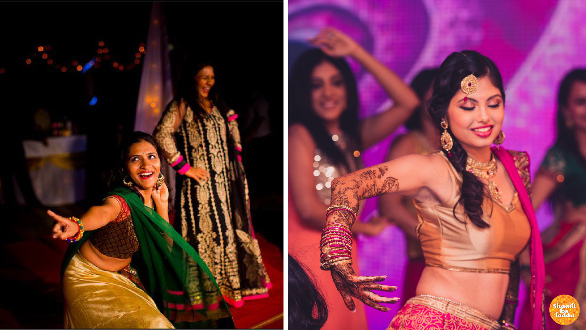 Swing N Dance Academy wedding choreographers, dance preparation for wedding sangeet ceremony