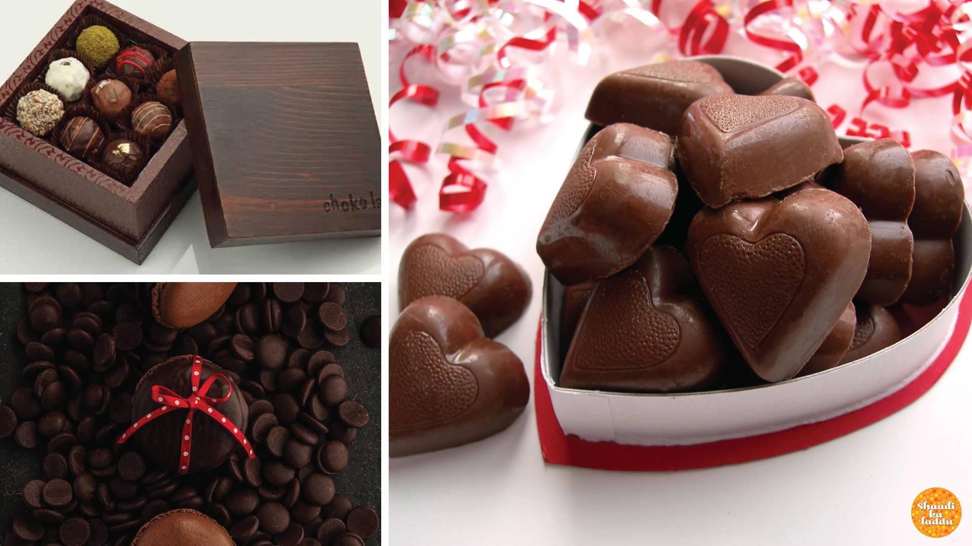 Chocolates from Chokola