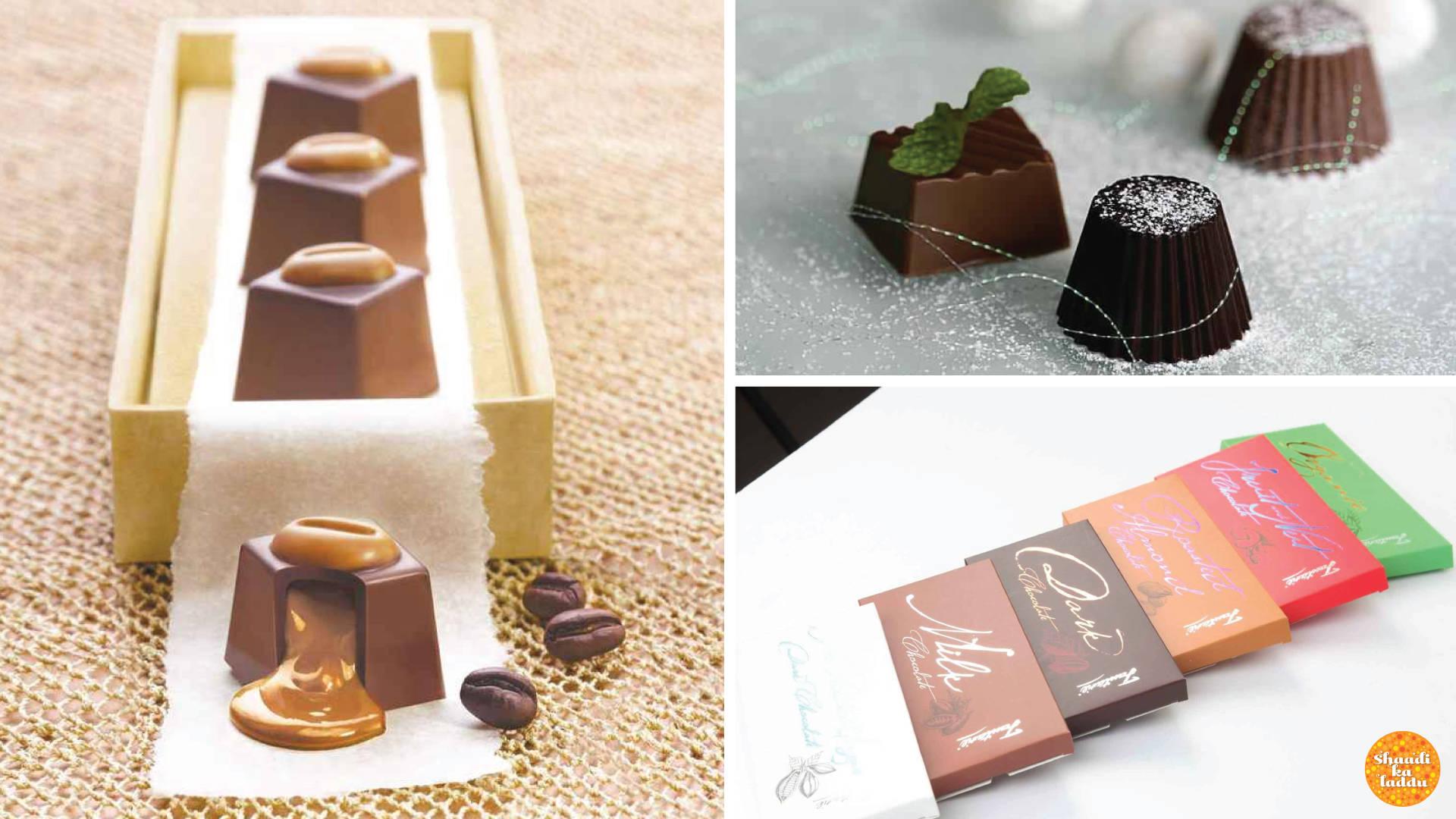 Fantasie Fine Chocolates