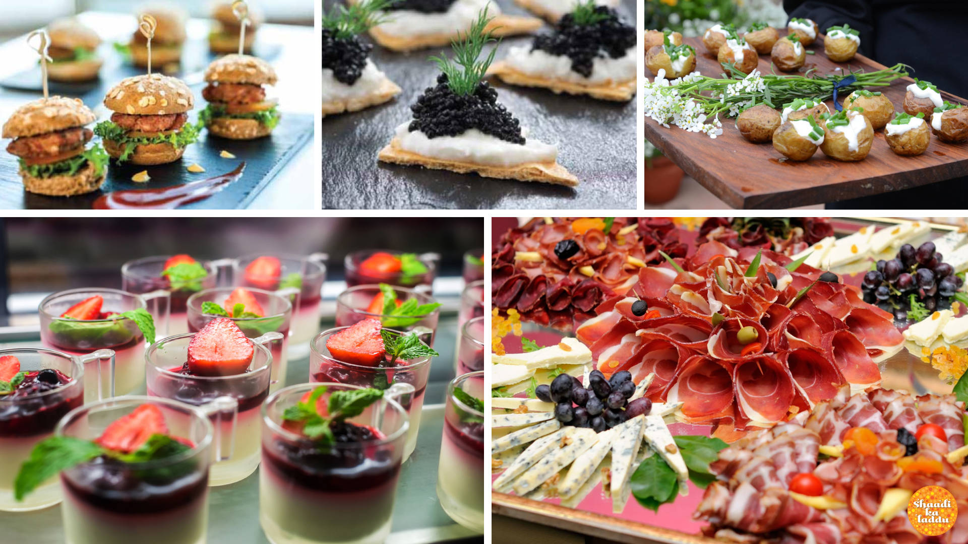 CAARA catering services