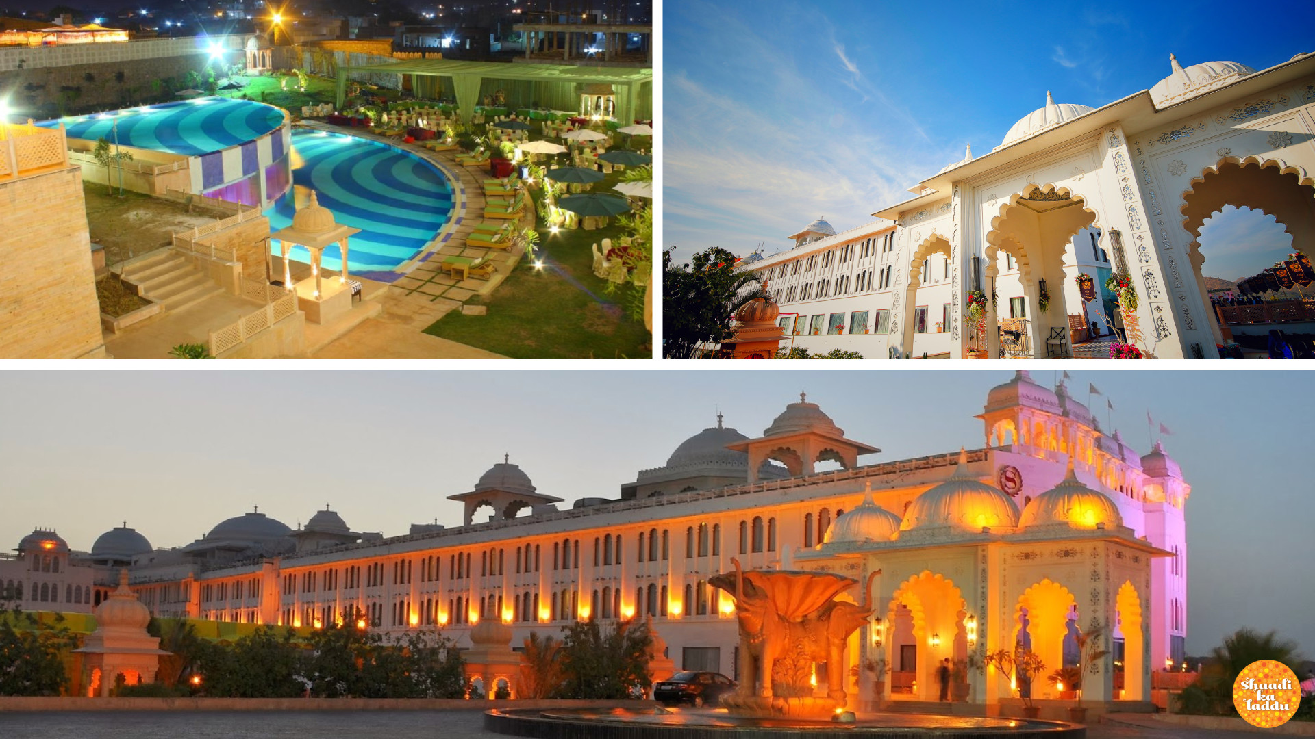 Radisson Blu Resort & Spa, Udaipur