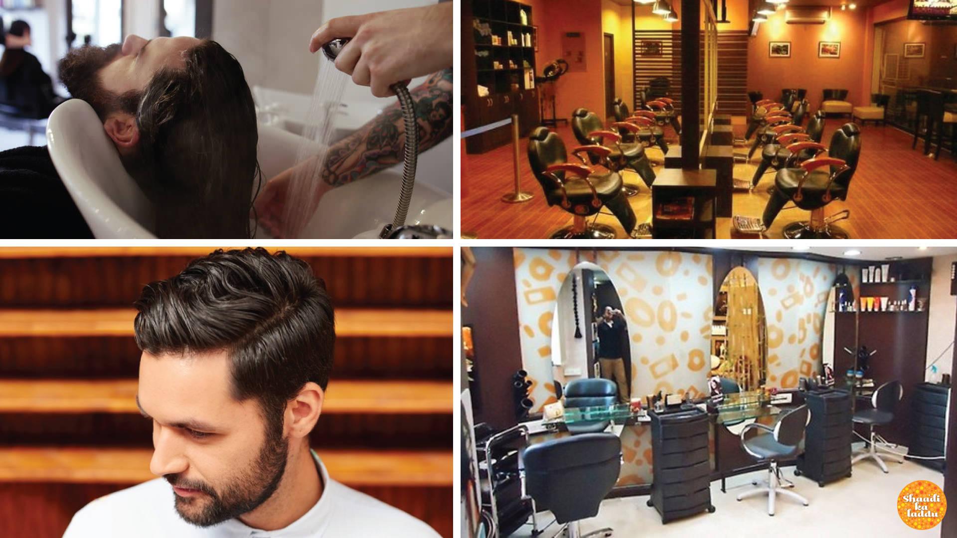 Vikas Marwah's Salon