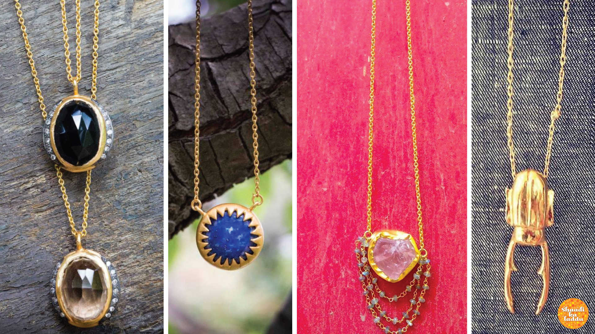 Pendant collection from Nimai store