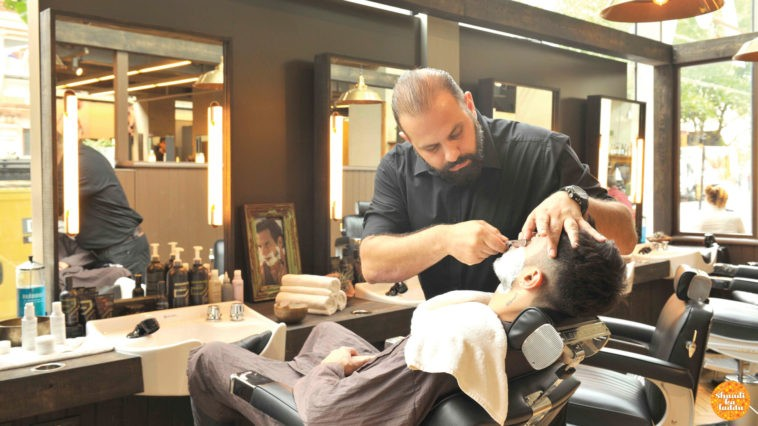 The grooming haunts: the top 10 salons for grooms