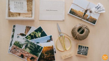 DIY Wedding Packaging