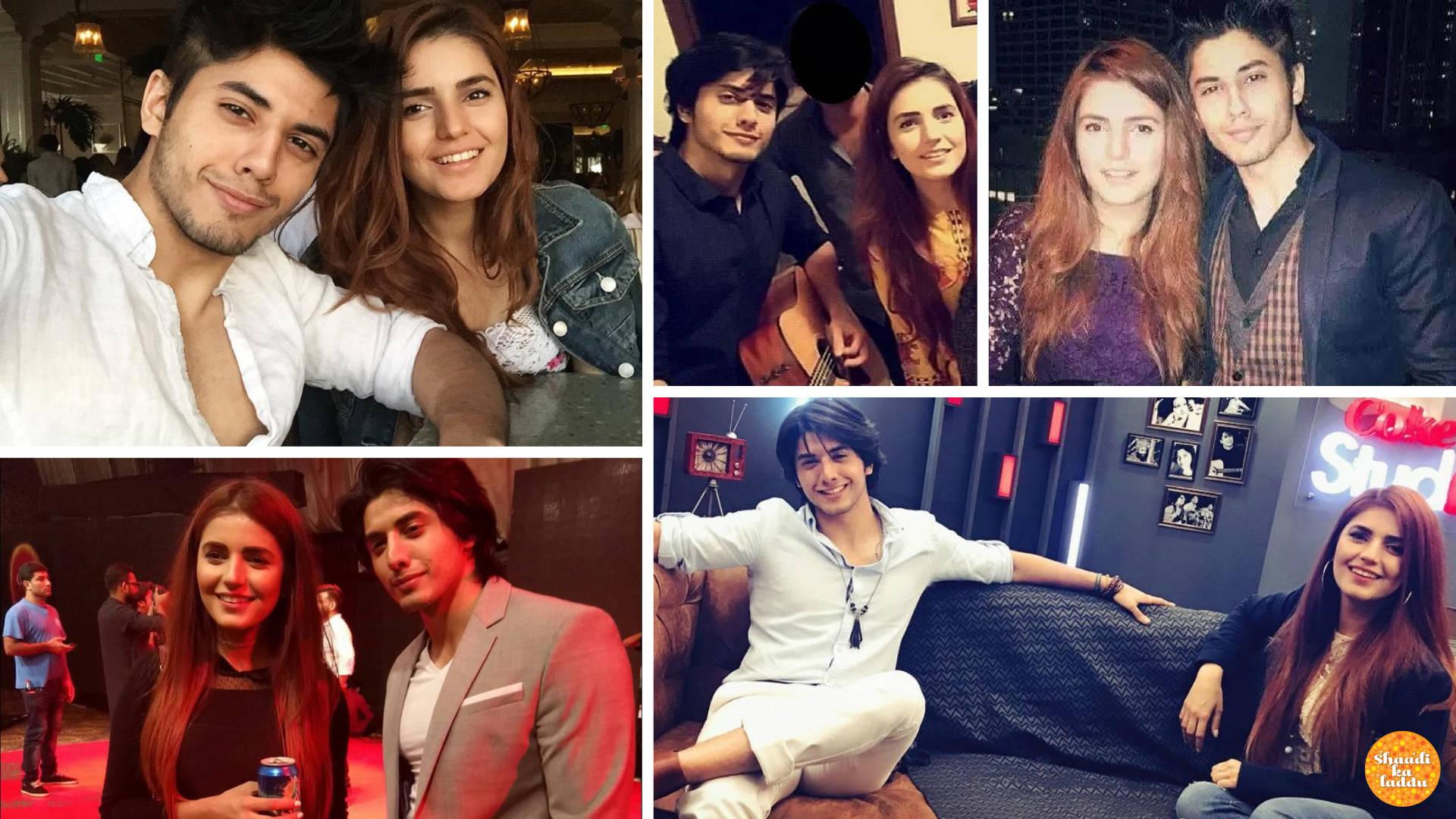 The Sweet Songs of Momina Mustehsan and Danyal Zafar