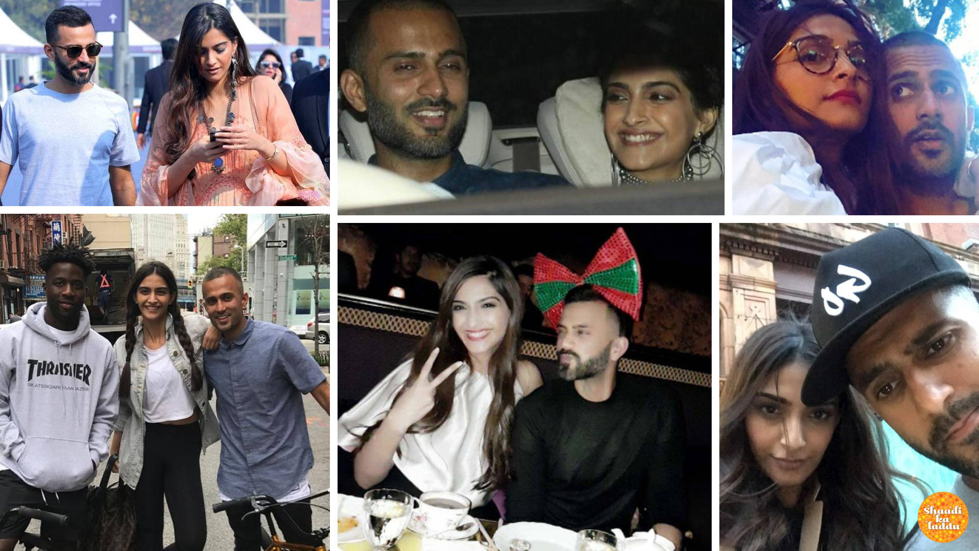 The Princess And The Businessman – Sonam Kapoor and Anand Ahuja