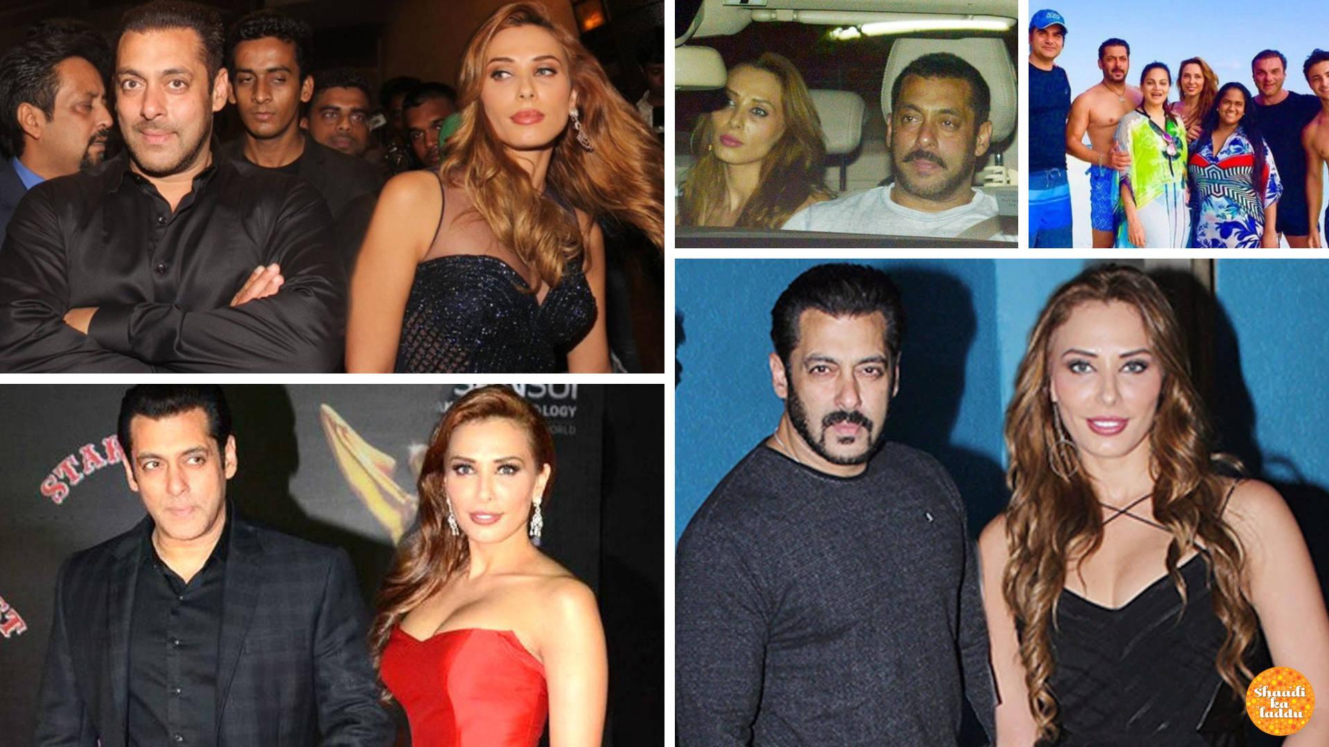 Bhai ki Shaadi! - Salman Khan And Iulia Vantur