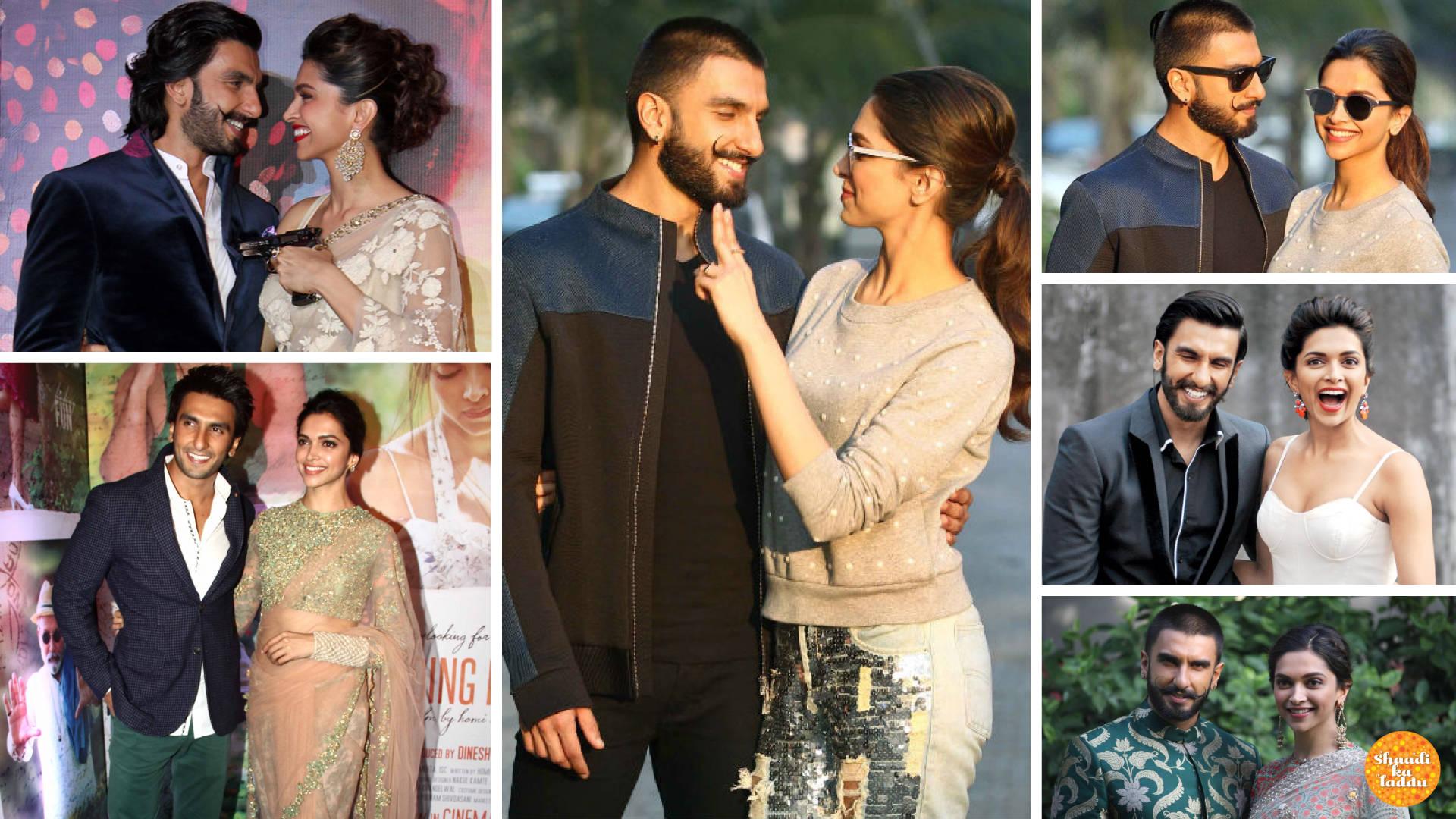 Bollywood Bonanza – Ranveer Singh and Deepika Padukone