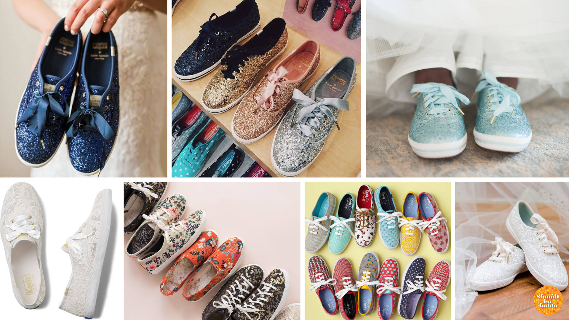 Stunning Sneakers From Keds