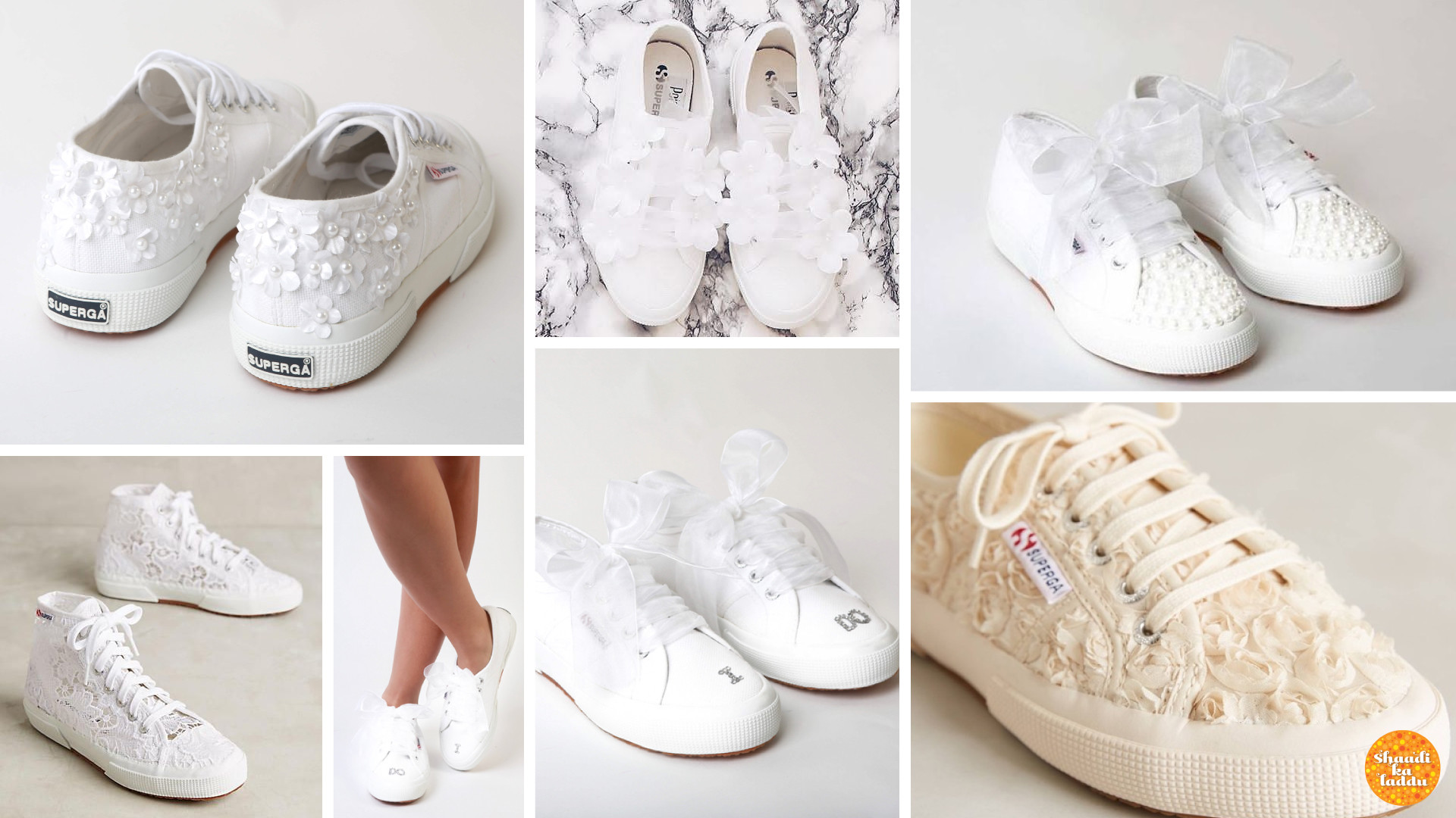 Frills and Lace From Superga