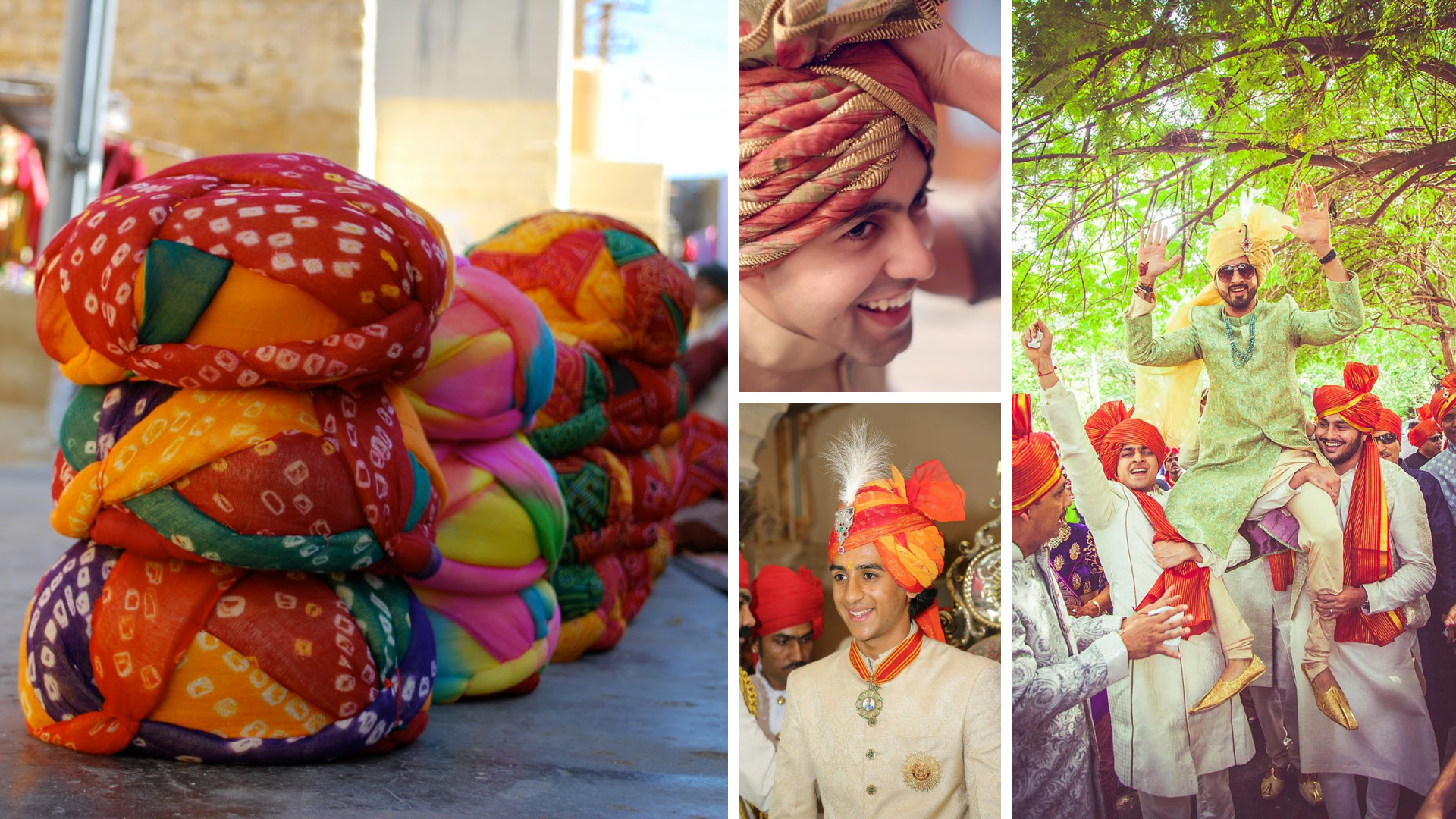 The Traditionally Inspired Saafa – Rajasthan Regals