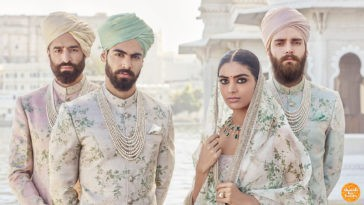 The Best Pagdi Styles for Your Bridal Party!
