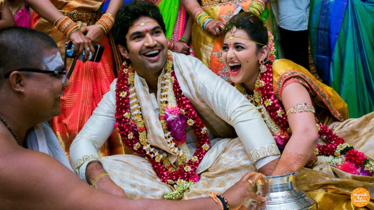 Wedding Games: From Ancient India to Now